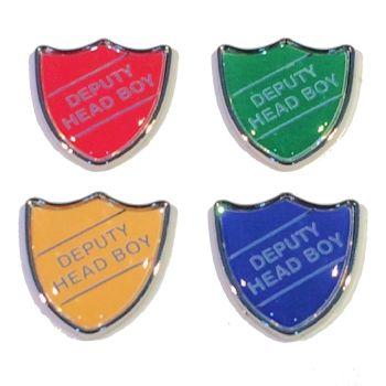 DEPUTY HEAD BOY badge
